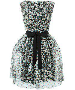 Christopher Kane | Платье Из Тюля Crazy Tweed