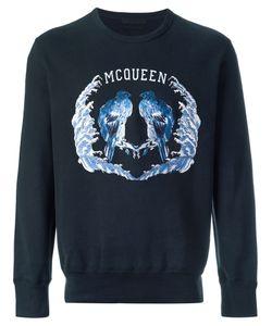Alexander McQueen | Толстовка С Вышивкой Птиц