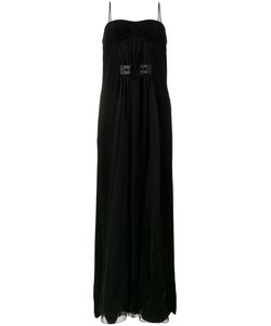 Giorgio Armani | Belted Long Dress 44