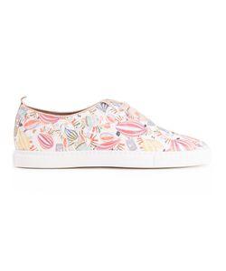 Tabitha Simmons | Tate Plain Sneakers 36.5 Nappa Leather
