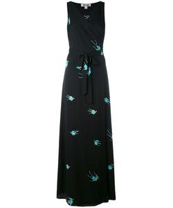 Diane Von Furstenberg | V-Neck Maxi Dress Size 6