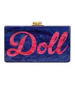 EDIE PARKER | Doll Box Clutch Acrylic