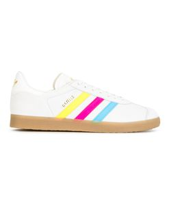 adidas Originals | Lace Up Trainers Mens Size 6.5 Chamois Leather/Polyamide/Rubber