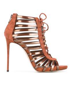 Le Silla | Strappy Shoe Boots Size 37