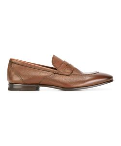 HENDERSON BARACCO | Classic Penny Loafers 42.5 Calf Leather/Leather