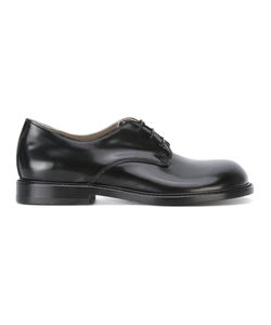 Rundholz | Round Toe Lace-Up Shoes