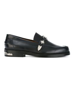 TOGA VIRILIS   Embellished Loafers Size 42
