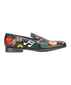 Paul Smith | Embroidered Loafers Size 6
