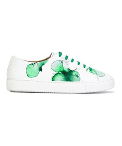 Fratelli Rossetti | Print Sneakers 37 Leather/Rubber