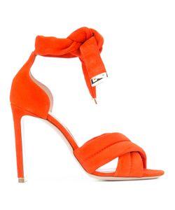 Nicholas Kirkwood | Crossover Ankle Tie Pumps Size 36.5