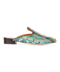 BAMS | Pantofola Mules 37