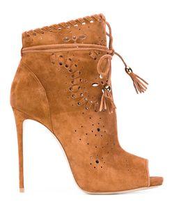 Le Silla | Tassel Tie Shoe Boots Size 37