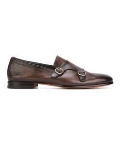 Santoni   Classic Monk Shoes 9