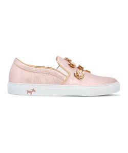 L' Autre Chose | Lautre Chose Embellished Slip-On Sneakers