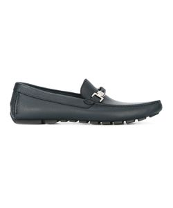Baldinini   Metal Detail Loafers 41 Calf Leather/Leather/Rubber