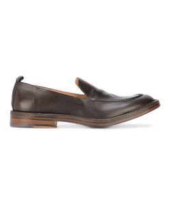 Buttero | Classic Derby Shoes 42 Calf Leather/Leather/Rubber
