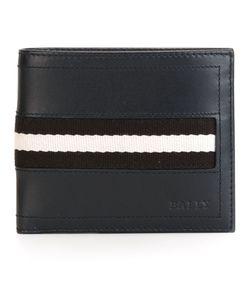 Bally | Striped Billfold Wallet