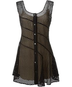Sonia Rykiel | Кружевное Платье На Пуговицах
