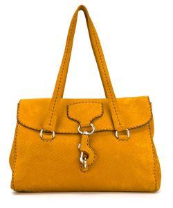 PRADA VINTAGE   Stitched Shoulder Bag