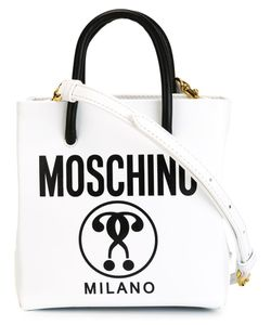 Moschino | Сумка-Тоут С Принтом