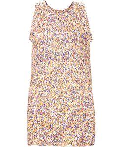 SPENCER VLADIMIR | Вязаное Платье Без Рукавов