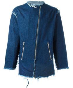 MOW | Frayed Denim Jacket