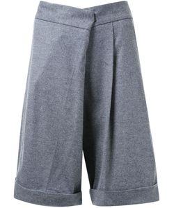 FADTHREE | Turn-Up Hem Shorts