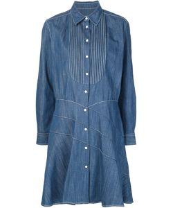 Sonia Rykiel | Платье-Рубашка С Простроченным Узором