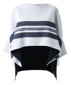 FADTHREE | Cropped Cape Sweater