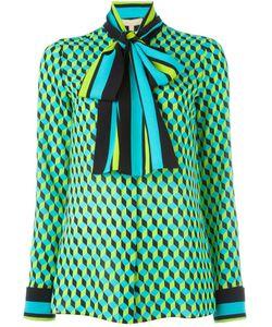 Michael Kors   Рубашка С Принтом