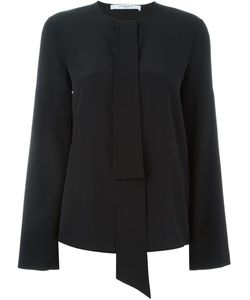 Givenchy | Блузка С Потайной Планкой