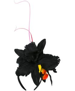 PIERS ATKINSON | Ободок Для Волос С Цветочным Украшением