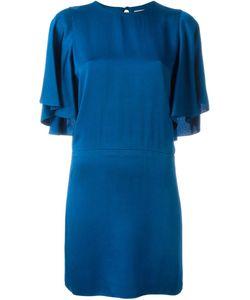 Lanvin | Платье С Рукавами По Локоть