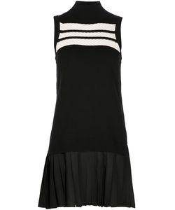 TIMO WEILAND | Трикотажное Платье С Плиссированным Подолом