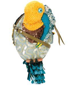 Jamin Puech | Sequin Parrot Cross-Body Bag