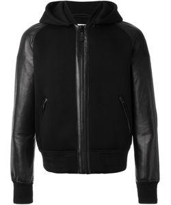 Givenchy | Куртка С Кожаными Рукавами