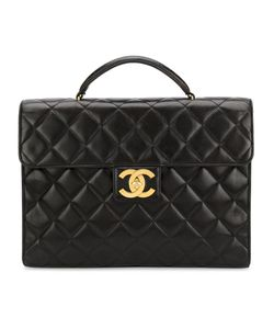Chanel Vintage | Quilted Briefcase