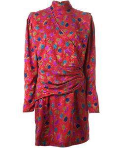 Emanuel Ungaro Vintage | Короткое Платье В Принт