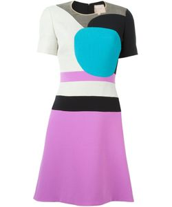 ROKSANDA | Платье С Панельным Дизайном