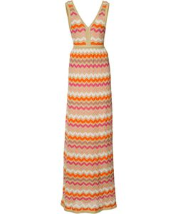 Missoni | M Striped Maxi Dress Size 42
