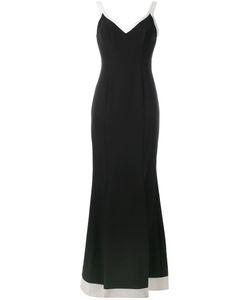 Lauren Ralph Lauren | Contrast Trim Gown Size 8