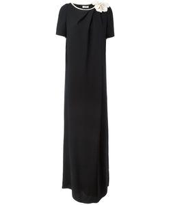 Lanvin | Embellished Shoulder Dress Size 34