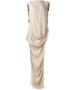 Rick Owens   Grecian Draped Dress