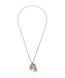 TOBIAS WISTISEN | Plaques Pendant Short Necklace