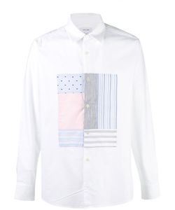 Soulland | Patchwork Panel Shirt S