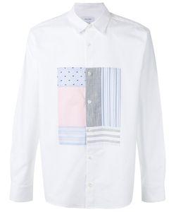 Soulland   Harrison Shirt Medium Cotton