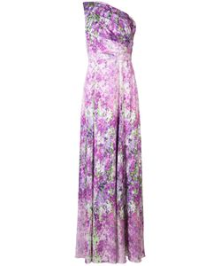 Badgley Mischka | Orchid Single Shoulder Gown 10