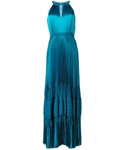Zac Zac Posen | Pleated Gown Size