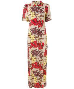P.A.R.O.S.H. | P.A.R.O.S.H. Print Shirt Dress