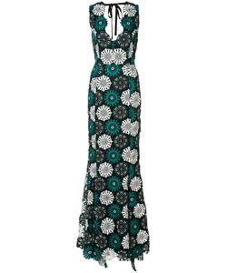 Zac Zac Posen | April Crochet Gown Size 6